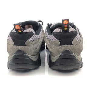 Merrell Shoes - Merrell Moab Mens Beluga Waterproof Hiking Shoes